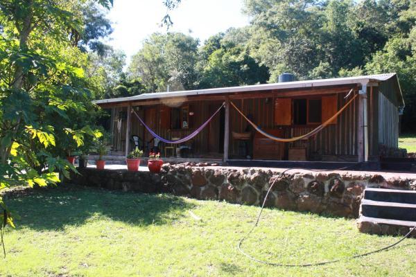 Fotografie hotelů: El Monte de los Abuelos, Santa Ana