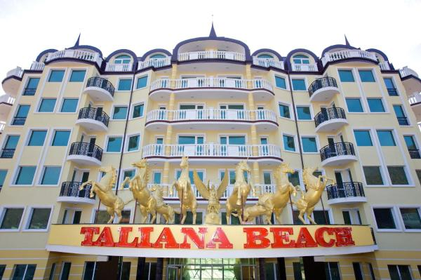 Hotel Pictures: Taliana Beach Residence, Elenite