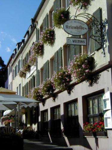 Hotelbilleder: Hotel-Restaurant Kriemhilde, Worms