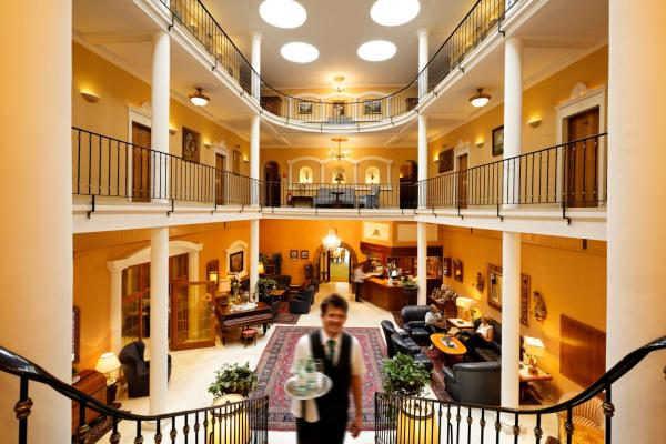 Hotelbilleder: Hotel Stenitzer, Bad Gleichenberg