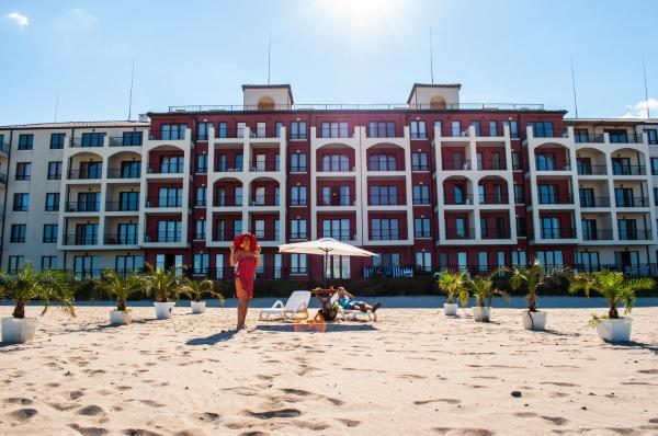 Foto Hotel: Rocamar Beach Resort, Tsarevo