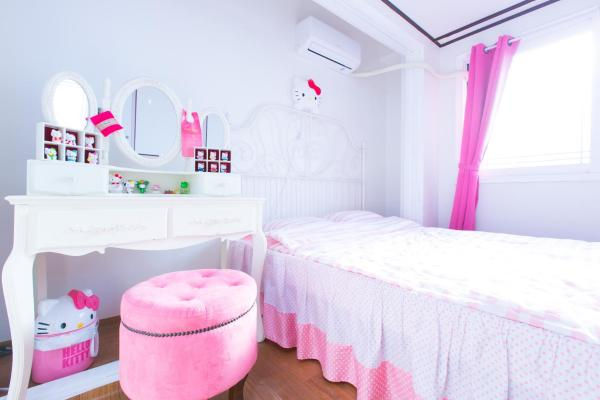 Bed in 4-Bed Dormitory Room C