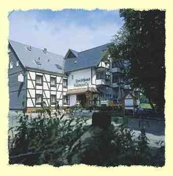 Hotelbilleder: Hotel - Restaurant - Café Forsthaus Lahnquelle, Heiligenborn
