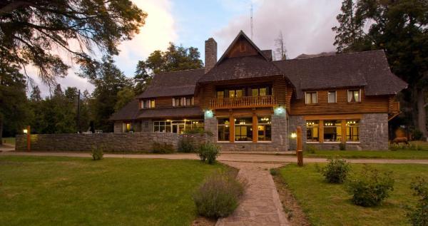Zdjęcia hotelu: Hosteria Futalaufquen, Lago Futalaufquen