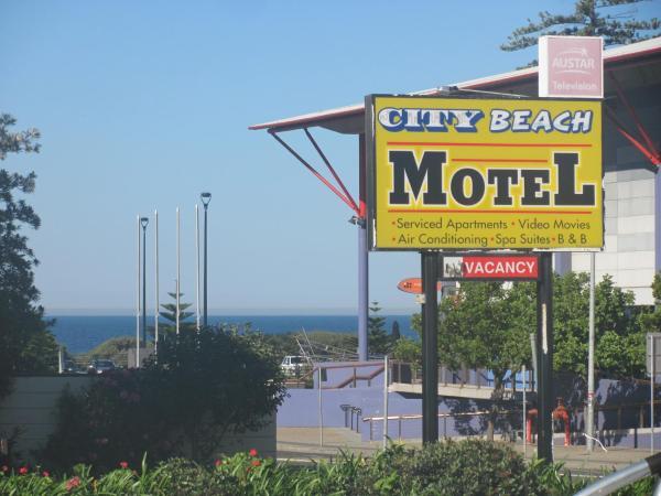 Zdjęcia hotelu: City Beach Motel, Wollongong