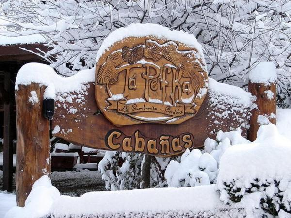 Hotelbilleder: Cabañas Tá Péfka, La Cumbrecita