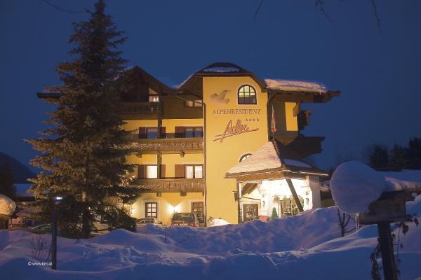 Fotografie hotelů: Alpenresidenz Adler, Kirchberg in Tirol