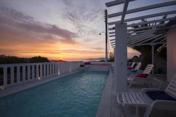 Hotel Pictures: Amaryllis Apartments & Studios, Glastros
