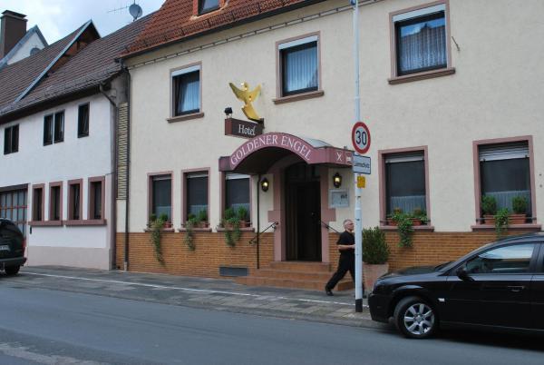 "Hotel Pictures: Hotel Gasthof ""Goldener Engel"", Stockstadt am Main"