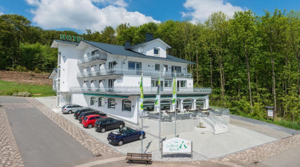 Hotel Pictures: Landhotel Kristall, Bad Marienberg