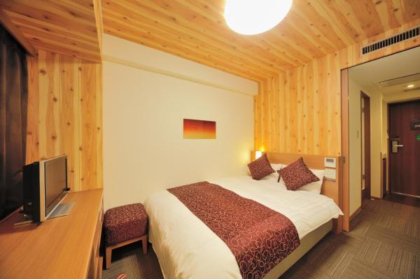 Double Room with Private Bathroom - Non-Smoking