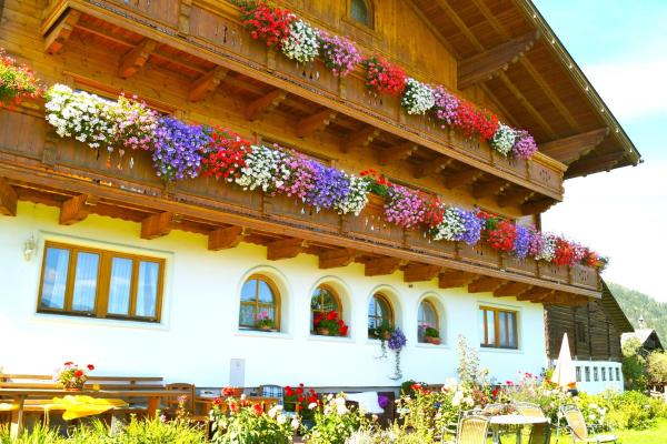 Foto Hotel: Ferienwohnungen Oberbaumgarten, Flachau
