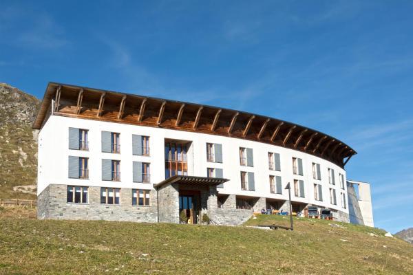 Hotellikuvia: Silvretta Haus, Partenen