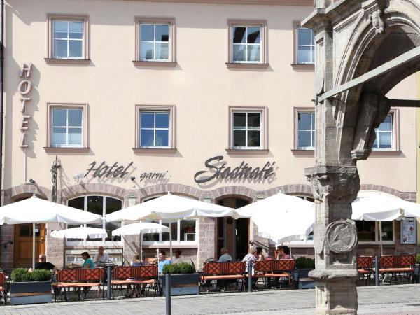 Hotel Pictures: Stadtcafé Hotel garni, Hammelburg