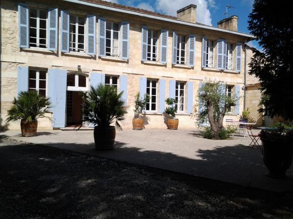 Hotel Pictures: Domaine de Malleprat, Martillac