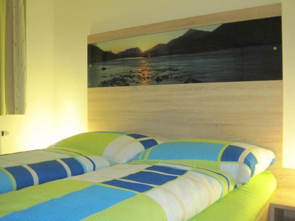 Hotel Pictures: Apparts Lechtal, Elbigenalp