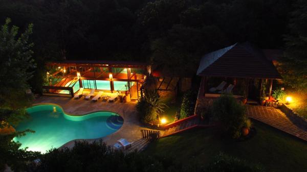 ホテル写真: Chalet Suisse Posada & SPA, Villa General Belgrano