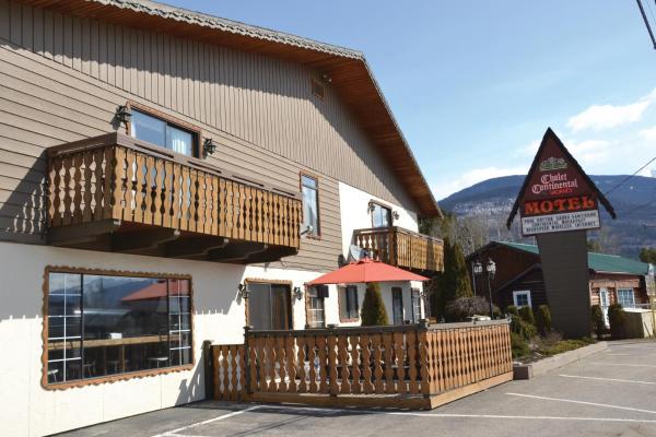 Hotel Pictures: Chalet Continental Motel, Valemount