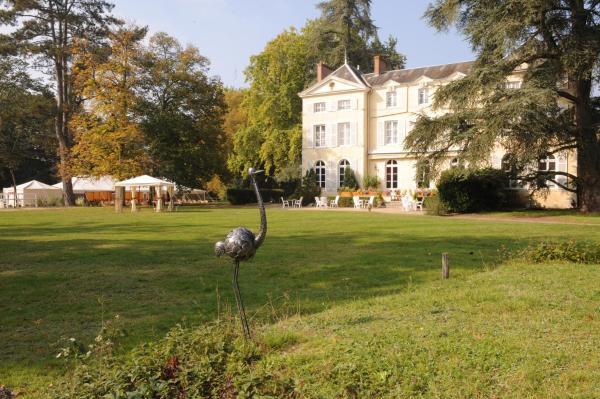 Hotel Pictures: Chateau De Chicamour, Sury-aux-Bois