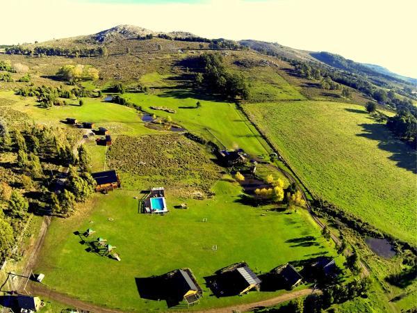 Фотографии отеля: Cabañas Valle de los Ciervos, Тандил