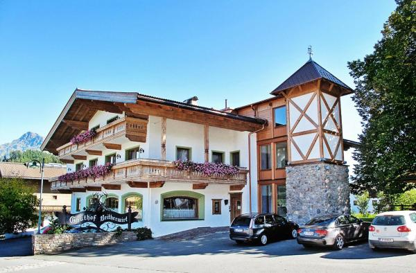 Fotografie hotelů: Erlebnislandgasthof Reitherwirt & Jagdhof Hubertus, Reith bei Kitzbühel