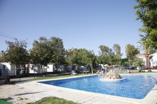 Hotel Pictures: Camping Valle Niza Playa, Benajarafe