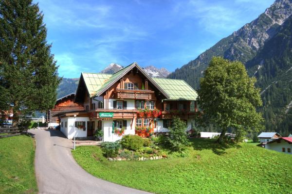 Hotellbilder: Bödmerhof, Mittelberg