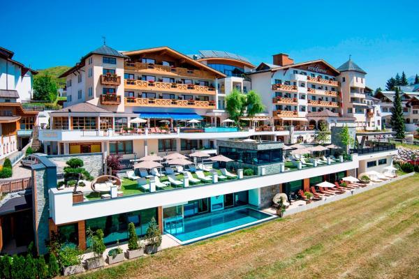 Hotelbilleder: Wellnesshotel Cervosa, Serfaus