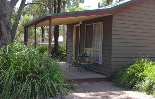 酒店图片: Bendigo Bush Cabins, 本迪戈