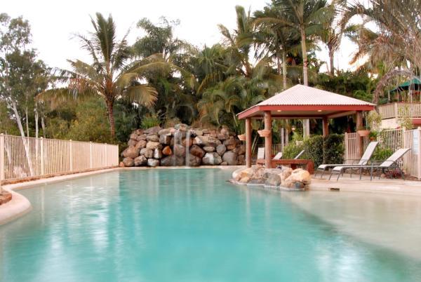 Fotografie hotelů: at Boathaven Spa Resort, Airlie Beach