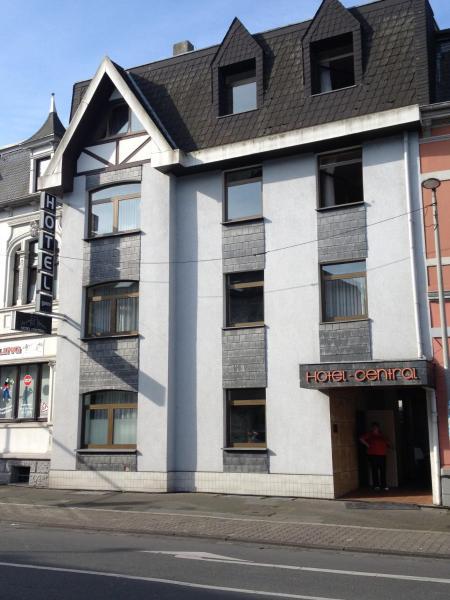 Hotelbilleder: Hotel Central, Menden
