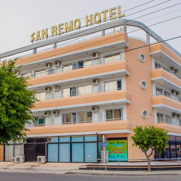Hotel Pictures: San Remo Hotel, Larnaka