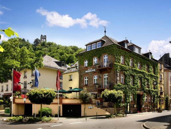 Hotel Pictures: Hotel Moseltor, Traben-Trarbach