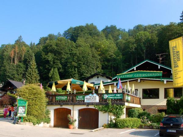 Hotel Pictures: Hotel - Gasthof Gebirgshäusl, Bischofswiesen