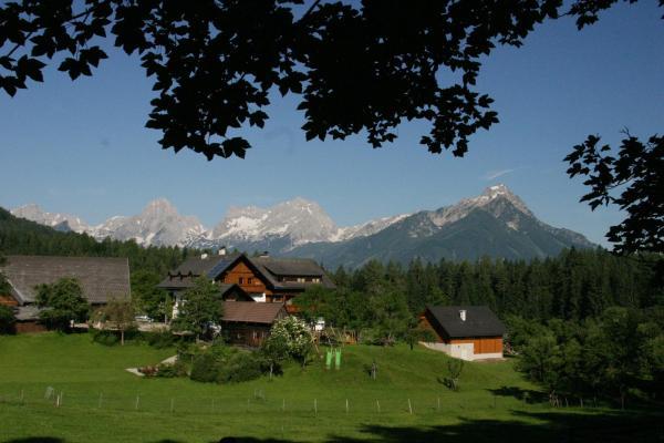 Hotelfoto's: Familienbauernhof Grossgrub, Vorderstoder