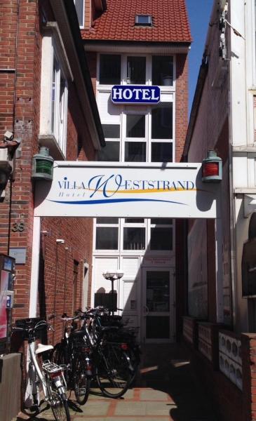 Hotel Pictures: Hotel Villa Weststrand, Borkum