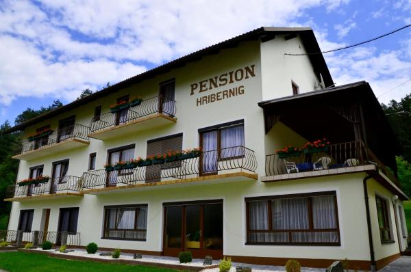 Hotel Pictures: Pension Hribernig, Sankt Primus am Turnersee