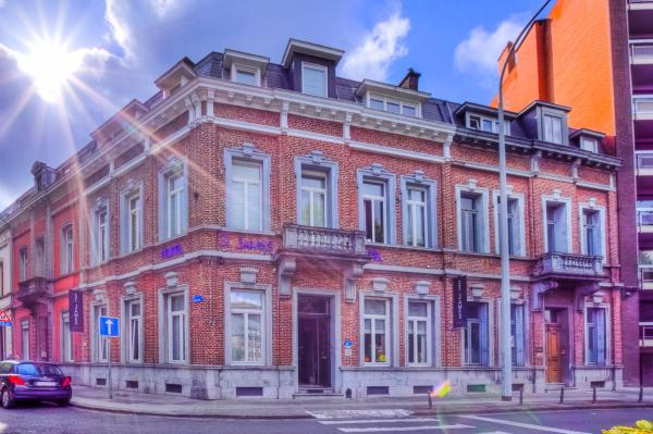 Fotografie hotelů: Hotel St James, Mons
