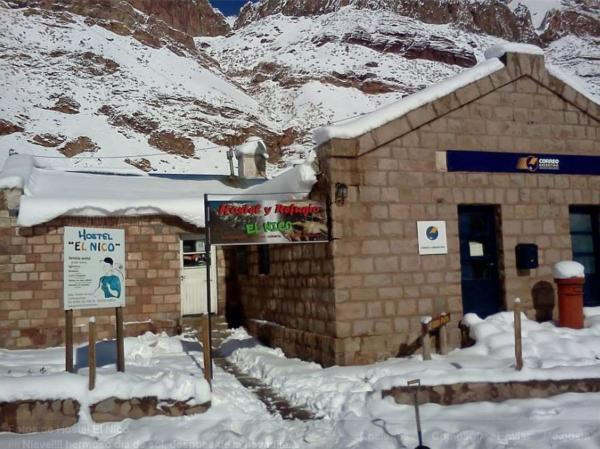 酒店图片: Refugio El Nico, Puente del Inca