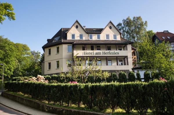 Hotelbilleder: Hotel am Herkules, Kassel