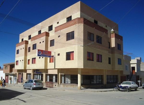 ホテル写真: Hotel Frontera, La Quiaca