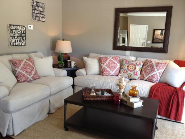 Luxury Three-Bedroom Townhouse