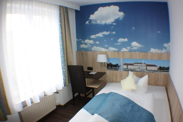 Hotelbilleder: Hotel Blauer Karpfen, Oberschleißheim