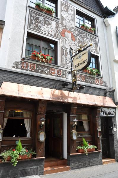 Hotelbilleder: Hotel Gasthof Schuster, Rüdesheim am Rhein