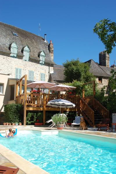 Hotel Pictures: Auberge Saint Fleuret, Estaing