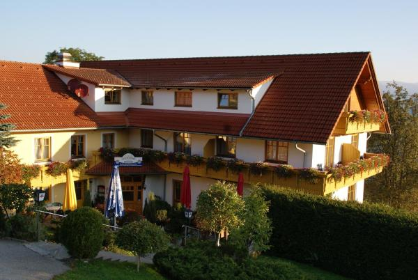 Hotellikuvia: Gasthof Almblick, Strallegg