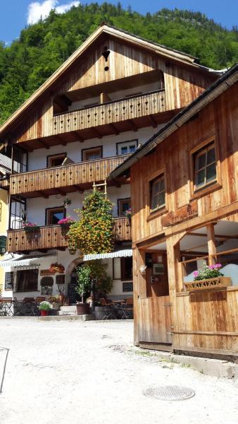 Hotelbilleder: Cafe Restaurant zum Mühlbach, Hallstatt