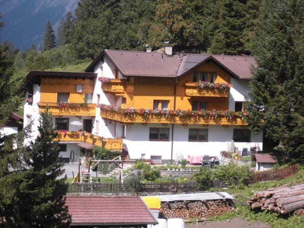 Hotelfoto's: Haus Waldheim, Sankt Leonhard im Pitztal