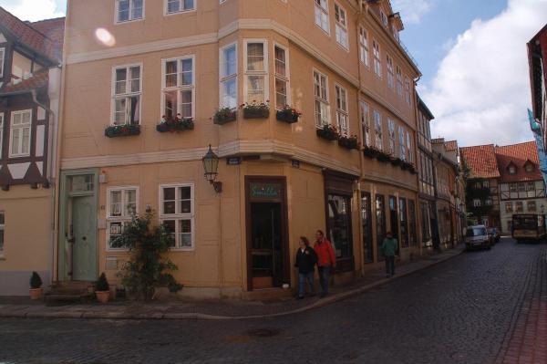 Hotelbilleder: Kunsthaus, Quedlinburg
