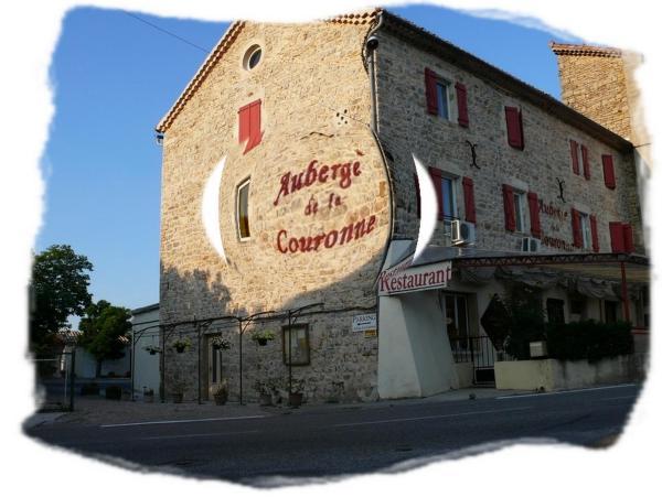 Hotel Pictures: Auberge de la Couronne, Lablachère